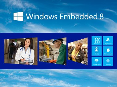 Windows Embedded 8 Industry