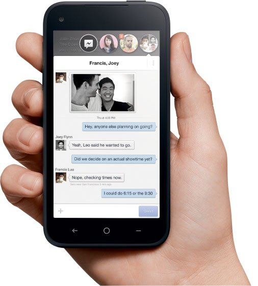 facebook home chat head