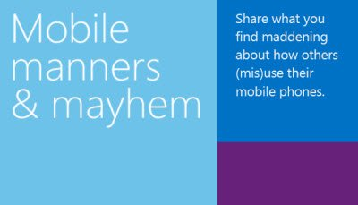 mobile-manners