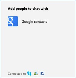 google chat in outlook 2