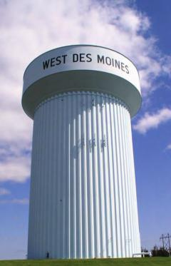 WestDesMoinesWaterTower