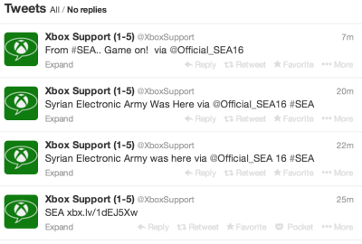 Microsoft Xbox Support Twitter
