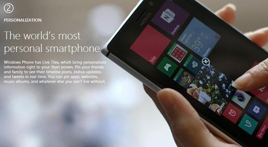 Windows Phone 8.1 support