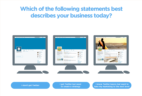 Twitter guide for business