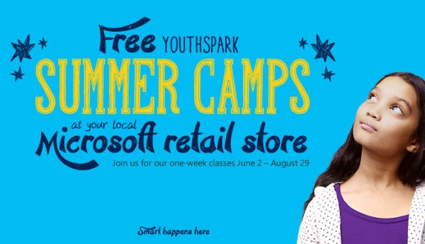 YouthSpark Summer Camps