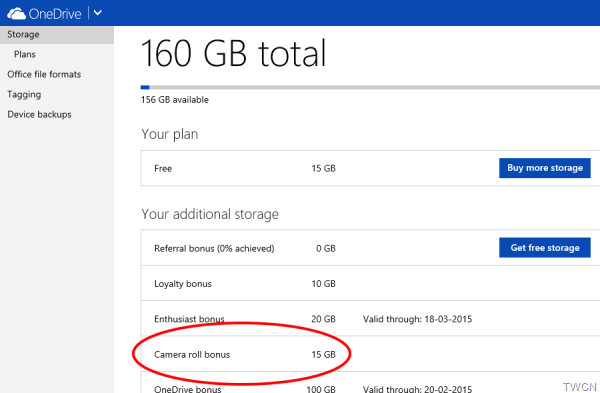 Limited time offer: Double your OneDrive free storage to 30 GB