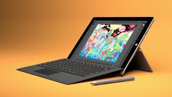 Adobe Creative Cloud for Surface Pro 3