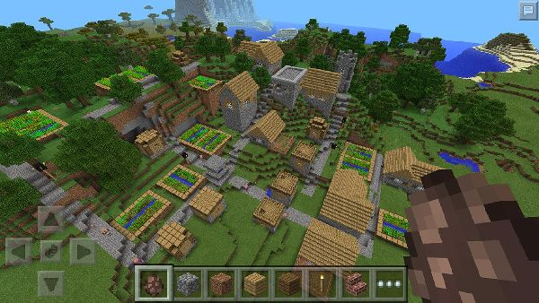 Minecraft for Windows Phone