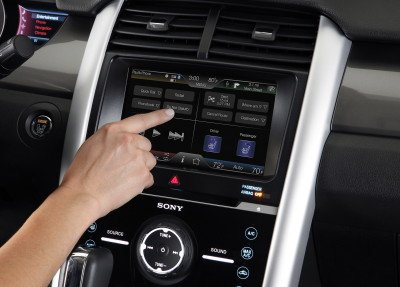 MyFord Touch driver Connect Technology