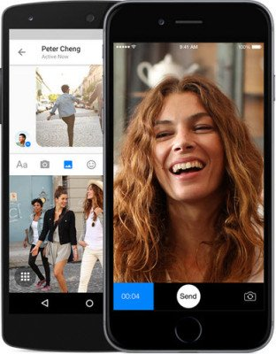 Facebook Web Messenger