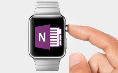 OneNote on Apple Watch