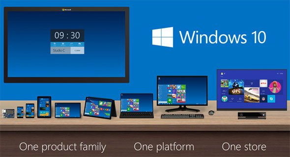 Unified Windows 10 Store