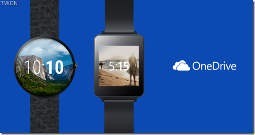 OneDrive_AndroidWear