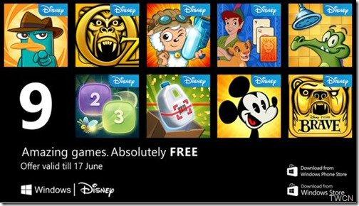 DisneyGamesWP Free