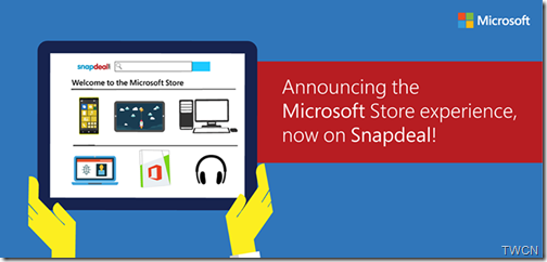 SnapdealAnnounce