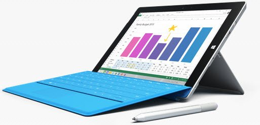 Surface 3 4G LTE