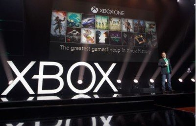 xbox one games lineup