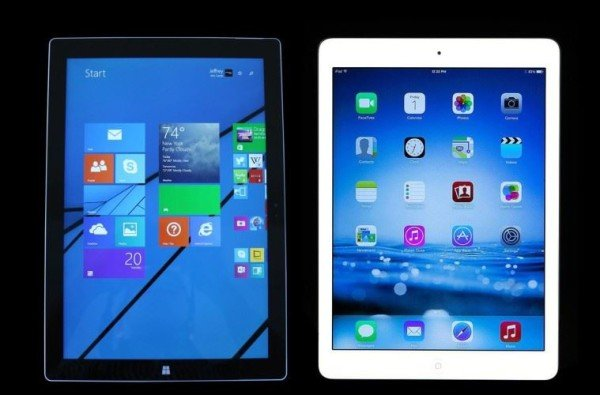 iPad-Air-3-vs-Microsoft-Surface-Pro-3