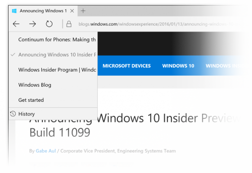 Windows 10 Insider Preview Build 11102