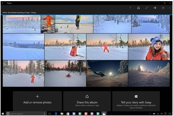 Microsoft Photos