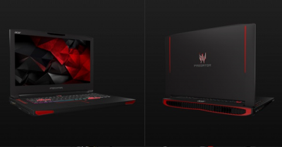 acer predator notebooks