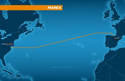 Sub-sea cable MAREA