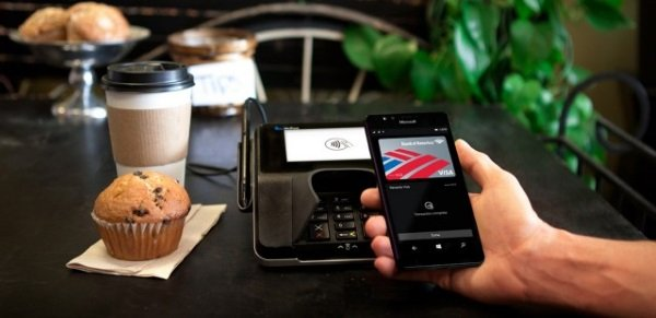 Microsoft Wallet with Tap to Pay