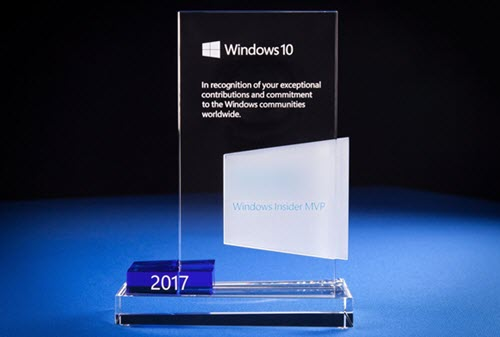 Windows Insider MVP