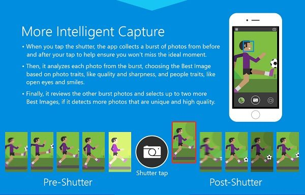 Microsoft Pix for iOS