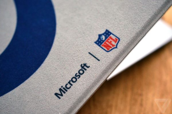 Surface Type Covers with NFL designs