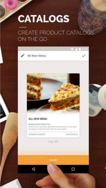 Sprightly app for Android