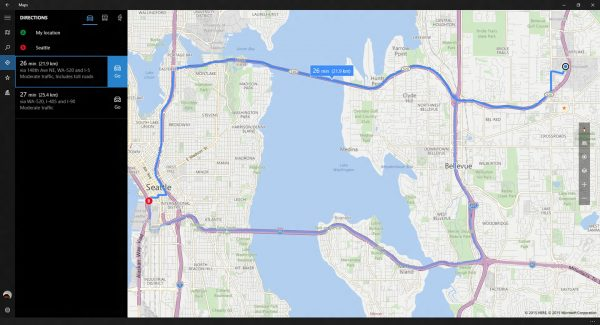 Microsoft - HERE Maps partnership extended