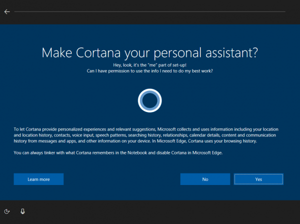 Windows 10 Insider Preview Build 15002