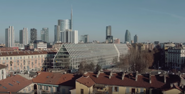 Microsoft House opens up in Milan, Italy