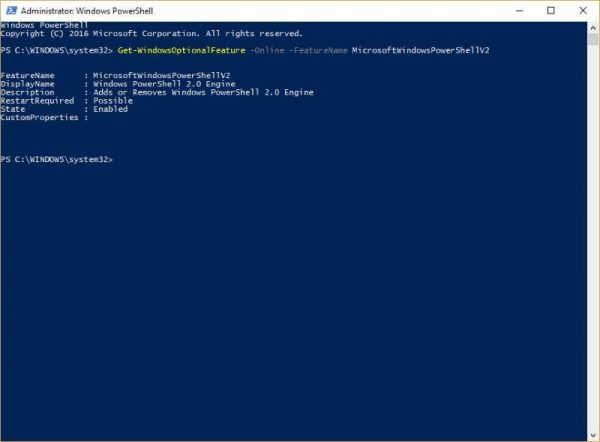 PowerShell Core for Windows, Mac and Linux