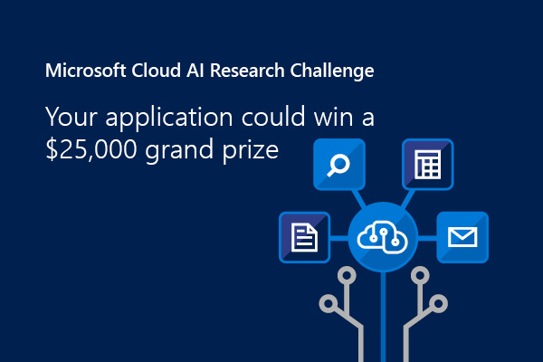 MS Cloud AI Research Challenge