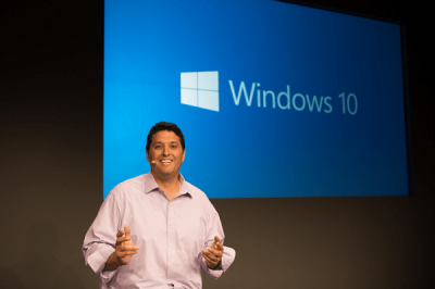 Microsoft chief Terry Myerson announces his retirement from the company
