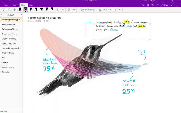 Best version of OneNote