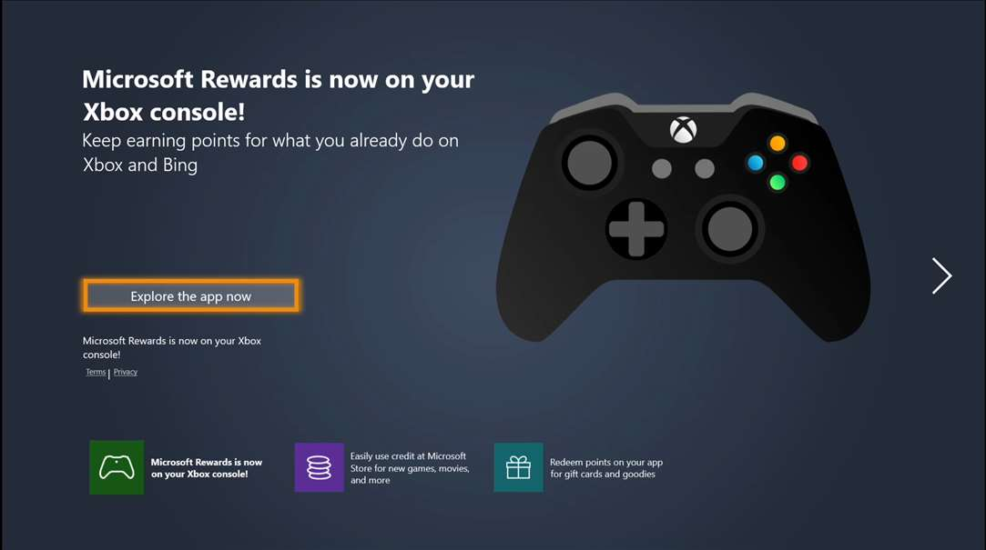 Microsoft Rewards Xbox
