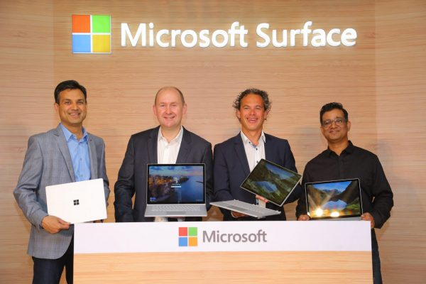 Surface Book 2 & Surface Laptop launched in India