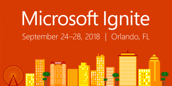 Microsoft Ignite 2018 Roundup of announcements