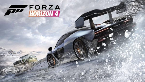 Forza Horizon 4 is now available