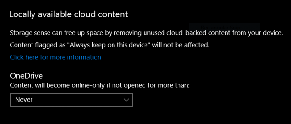 OneDrive deleting files now