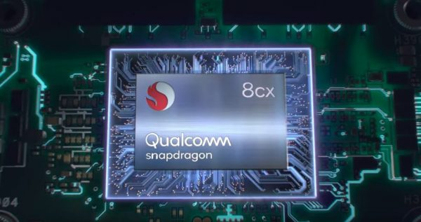 Snapdragon 8cx chip