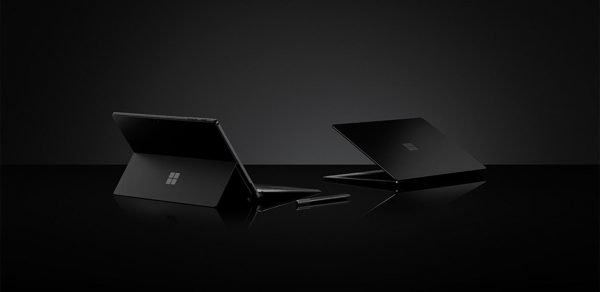 Surface Laptop 2 and Surface Pro 6