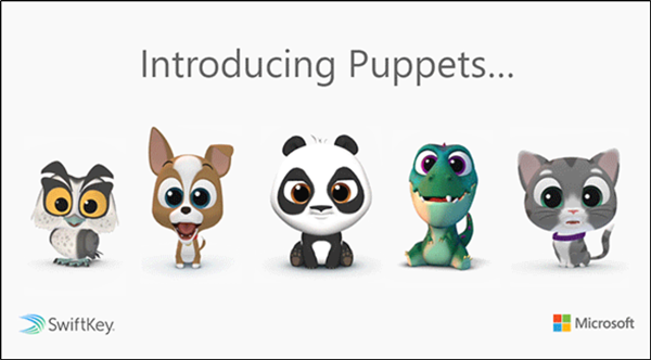 Puppets feature