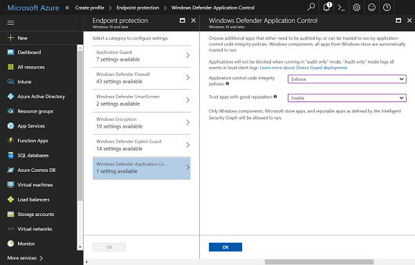Windows Defender Application Control offers new capabilities