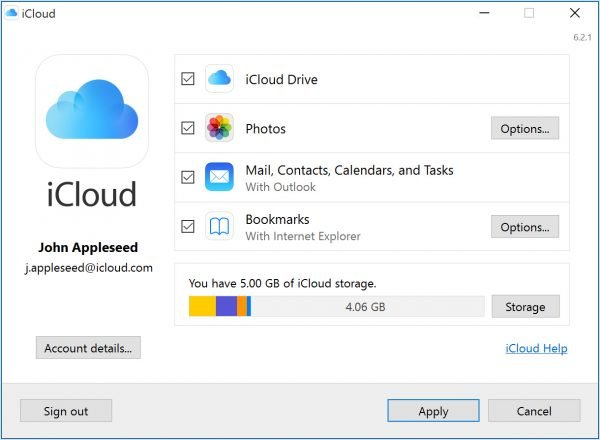 Update iCloud for Windows to Protect Against Ransomware (Bonjour)