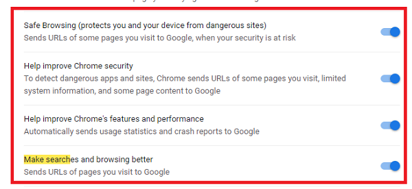 Google Safe Search Make Search Browsing Secure