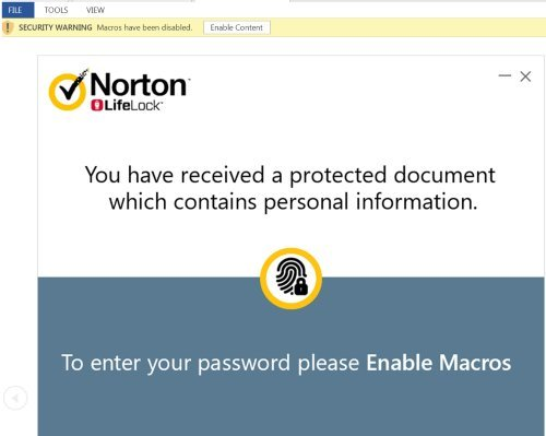 Norton Lifelock RAT